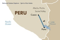 Belmond Andean Explorer - Spirit of the Andes