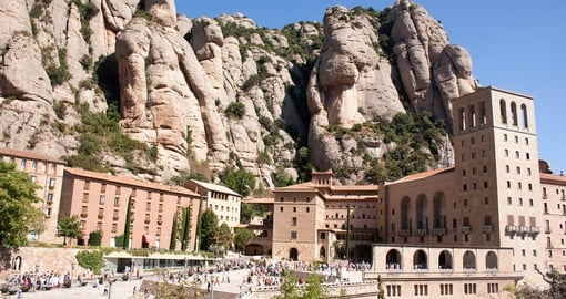 Visit the Monastery of Montserrat on your trip to Spain