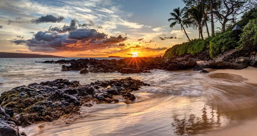 Beloved for its world-famous beaches, Maui is Hawaii's second largest island