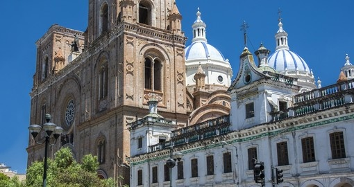 Cathedral of the Immaculate Conception Cuenca