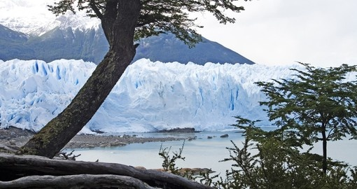 Perito Moreno Glacier is a great photo opportunity during your El Calafate Vacation