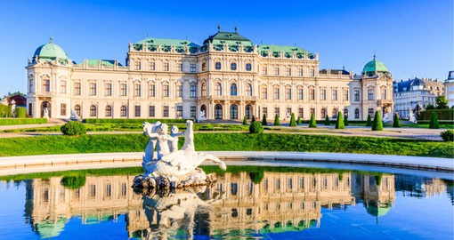 Extend your Austria vacation with a stay in Vienna where your cruise ends.