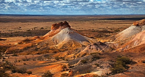 The Breakaways - Coober Pedy