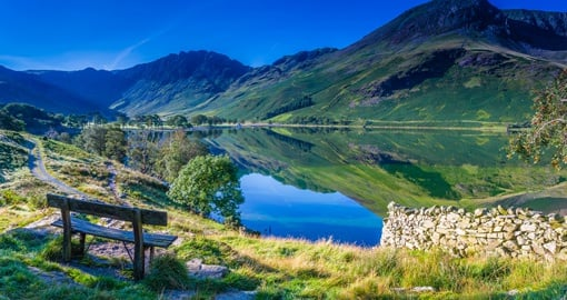 Buttermere, The Lake District, Cumbria, England