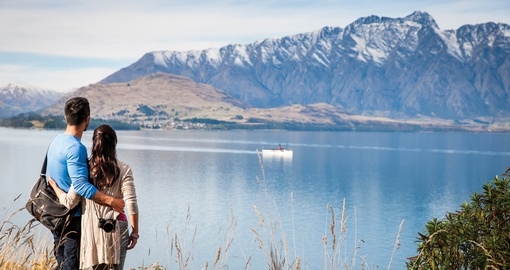 The Southern Lakes Region, Queenstown