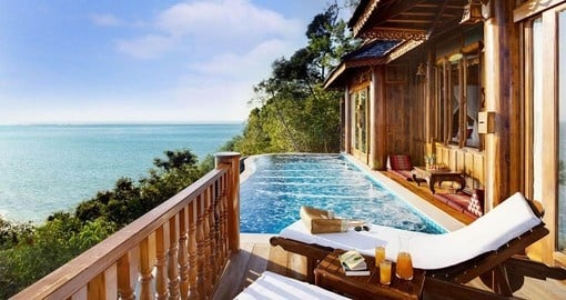 Stay at the Santhiya Resort in Koh Yao Yai during your trip in Thailand