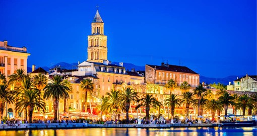 Croatia's second-largest city, Split has a history spanning more than a thousand years