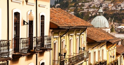 Discover colonial Quito on your Ecuador Tour
