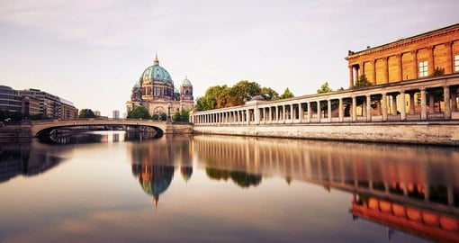 A World Heritage Site, Berlin's Museumsinsel is an ensemble of five Museums