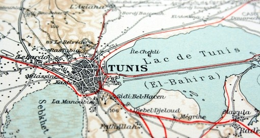 Tunisia Geography and Maps Goway Travel
