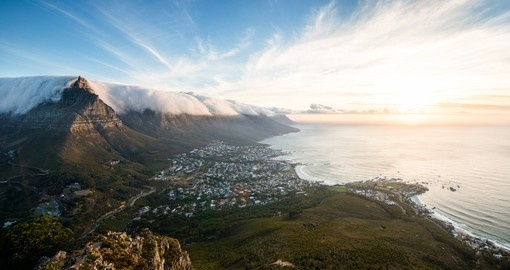 Explore and spend some time in Cape Town on your next South Africa tours.