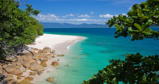 Enjoy all the amenities of the Fitzroy Island Resort during your next trip to Australia.