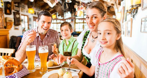 Discover Germany's culinary traditions