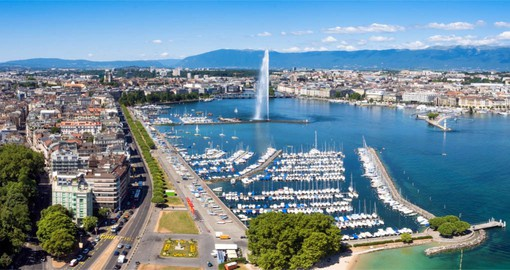 Visit picturesque Geneva on your European Tour
