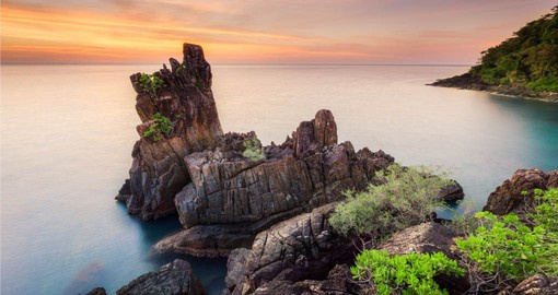 Visit Cape Chai Chet on your Thailand Tour