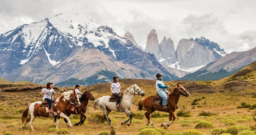 Try horseback riding on your Chile vacation