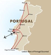 Lisbon: Best of Portugal Escorted
