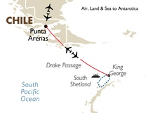 Air, Land & Sea to Antarctica