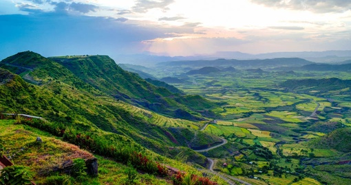 Explore Semien Mountains on your next Ethiopia vacations.