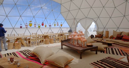 Stay at Kachi Lodge on your trip to Bolivia
