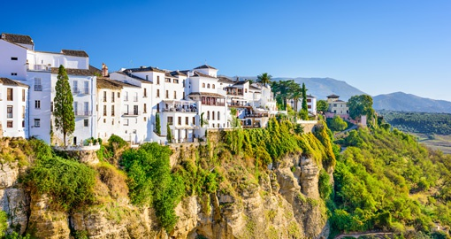 Visit Ronda on your Spain vacation