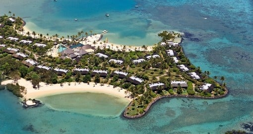 There is a wide choice of luxury resorts to choose from on your Mauritius vacation.