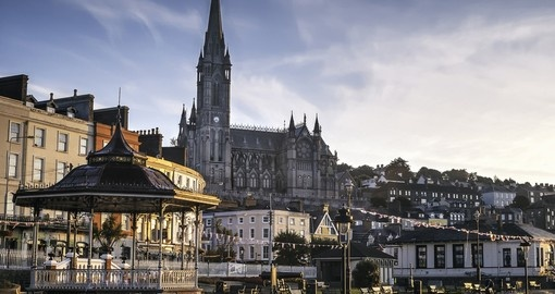 St. Colman's Cathedral in Cobh