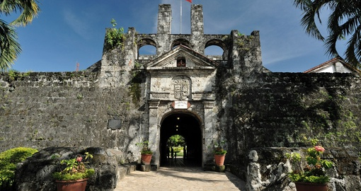 Visit historic Cebu on your trip to the Philippines