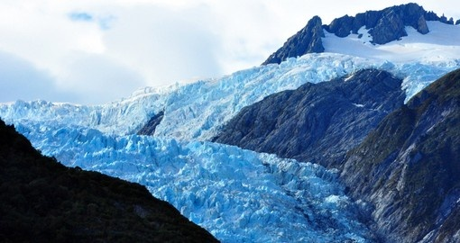 Discover Franz Josef Glacier in South Island during your next New Zealand tours.