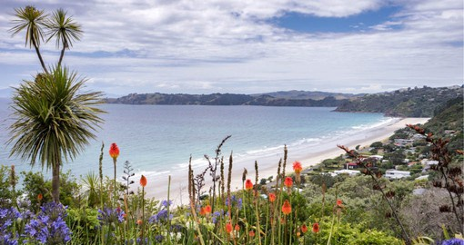 Enjoy Waiheke Island on your next New Zealand Vacation.