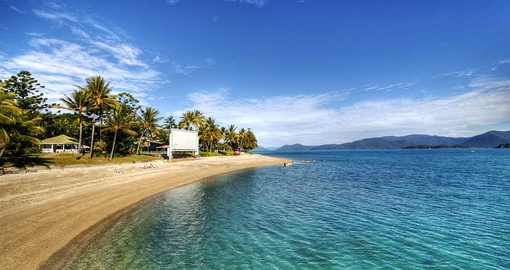 Visit Daydream Island on your Australia vacation