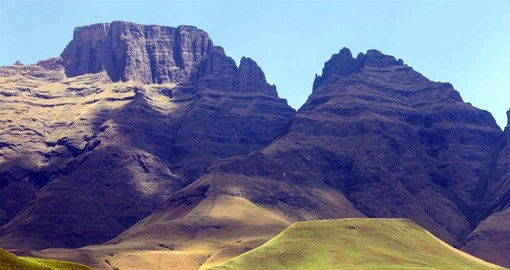 Visit Giant's Castle in Drakensberg Mountains during your next South Africa vacations.