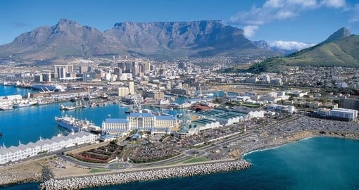 The Table Bay Hotel offers the ultimate locations for your South African vacation