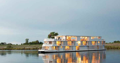 Africa & Middle East Cruises & Sailing Vacations