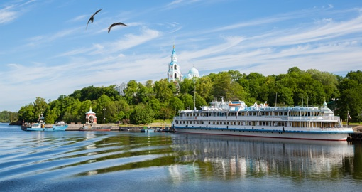Experience River Cruising in Russia