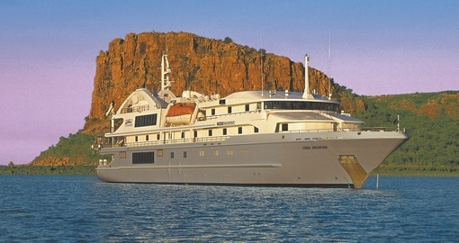 Coral Discoverer in the Kimberley