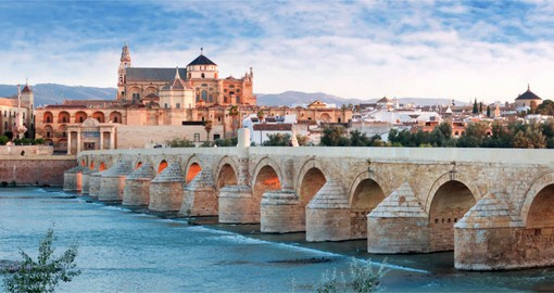 Córdoba was the capital of Islamic Spain and is full of stone-paved lanes