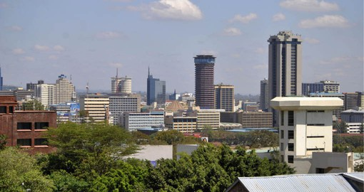 "Your Kenya Vacations begins in Nairobi named from the Masai phrase Enkare Nyrobi, which translates to ""cool water"""