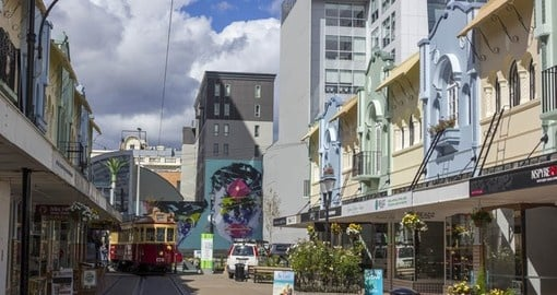 Explore Christchurch City on your next trip to New Zealand.