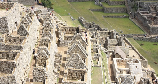 Experience the Machu Picchu Citadel on your next Peruvian Vacations.