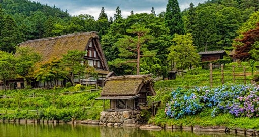 Built in the Edo Period, Hida Village is one of the highlights of Takayama