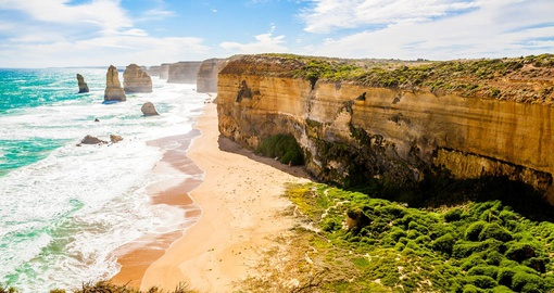 Explore the world famous 12 Apostles during your next Australia vacations.