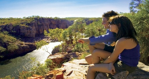 Discover the natural beauty of outback Australia