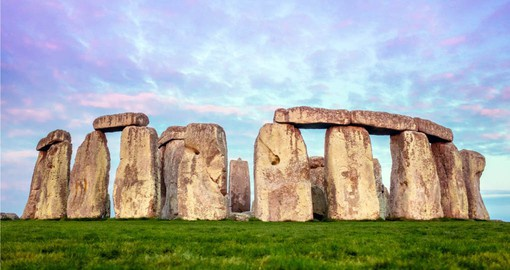 Stonehenge, a prehistoric monument near Salisbury is one of the London tours included on your holiday