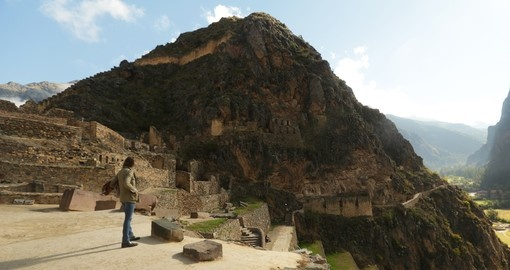 Visit Ollantaytambo on your Peruvian vacation