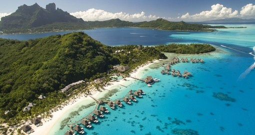 Enjoy all the amazing amenities of the beautiful Conrad Bora Bora Nui during your next Bora Bora vacations.