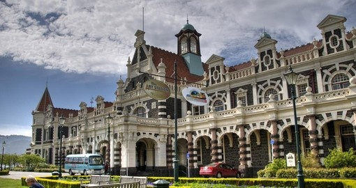 Explore ANZAC Square and Dunedin Station during your next New Zealand tours.