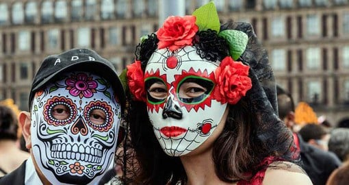 Day of the Dead is an extremely social holiday