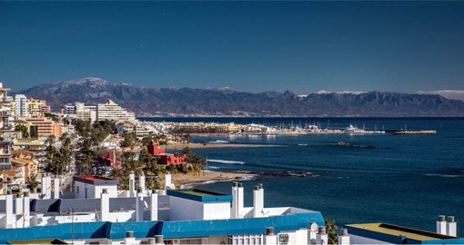 The seaside resort of Benalmadena is one of the Costa del Sol's prime locations