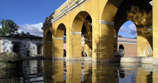 Seeing Antigua is a must on all Guatemala tours